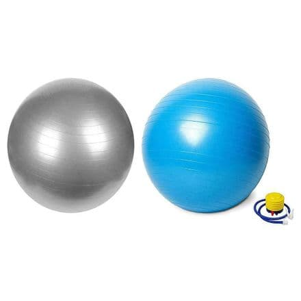 Vector X Swiss Gym Ball Pilates Yoga Gym Fitness Workout Exercise